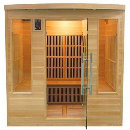 Sauna Infrarouge Apollon Club 4-5 places