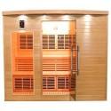Sauna Infrarouge Apollon Club 5 places