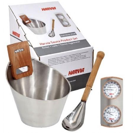 Kit accessoires Harvia  pour sauna vapeur