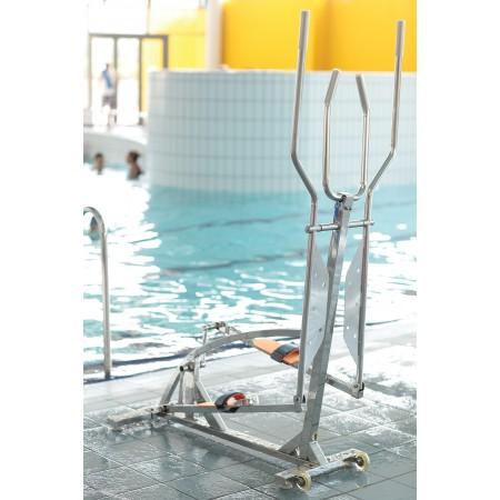 Vélo elliptique pour piscine Elly