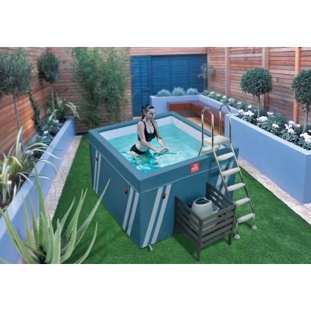 Fit's Pool Aquabike Basin