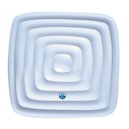 Couvercle gonflable pour spa carré