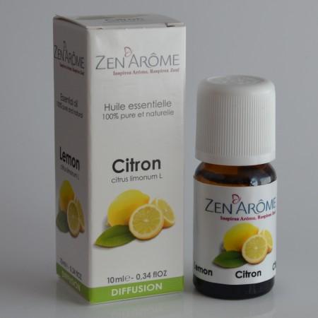 Huiles Essentielles Citron - 10 ml