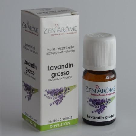 Huiles Essentielles Lavandin Grosso - 10 ml