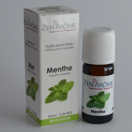 Huiles Essentielles Menthe Arvensis - 10 ml