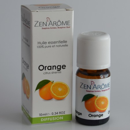 Huiles Essentielles Orange - 10 ml