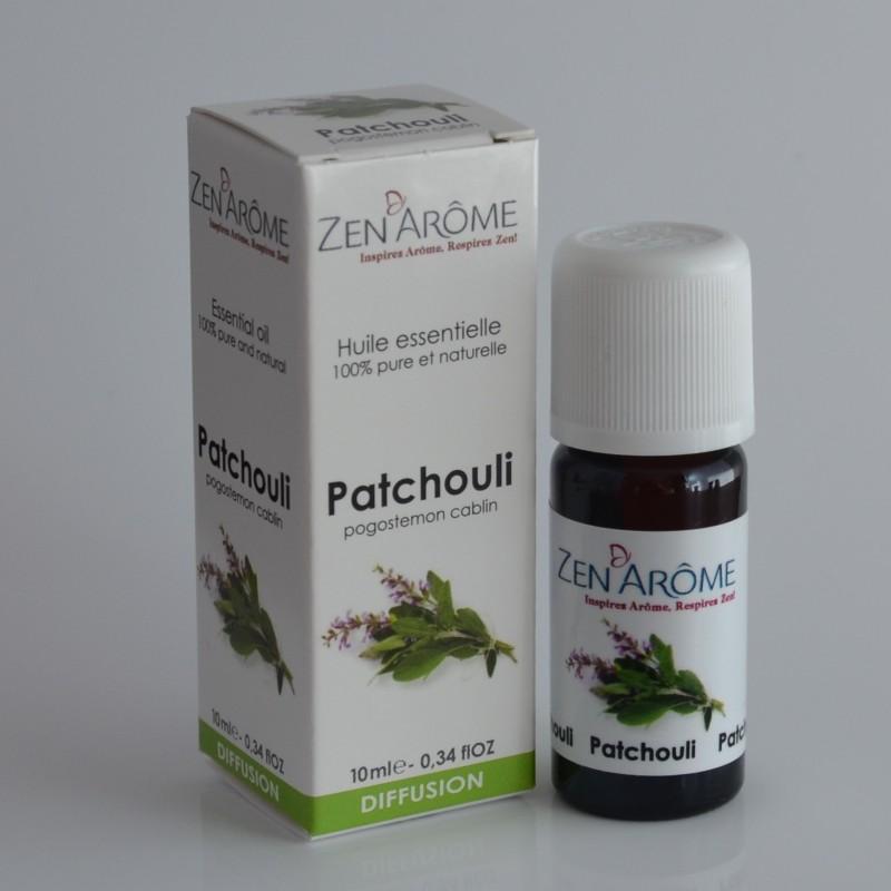 Huiles Essentielles Patchouli - 10 ml