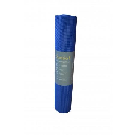 Tapis de Yoga / Fitness Bleu