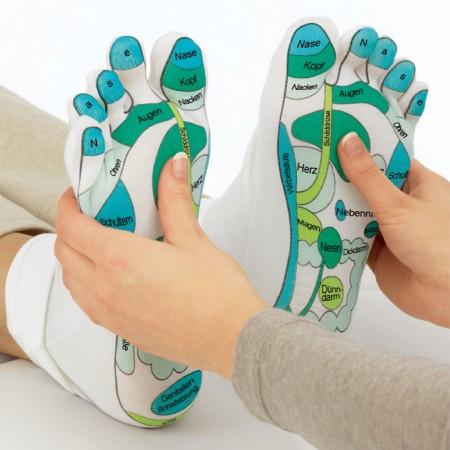Reflexology Softening SPA Socks
