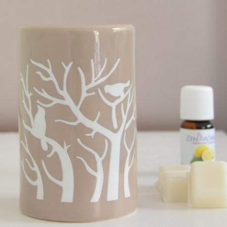 Brûle parfum en céramique Treebee