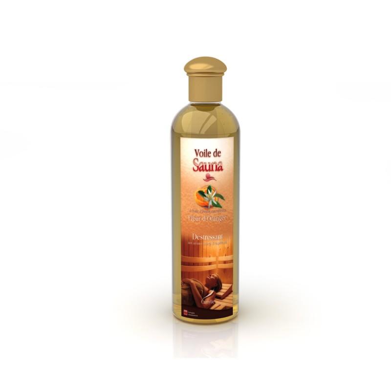 Voile de Sauna Fleur D'Oranger 250ml