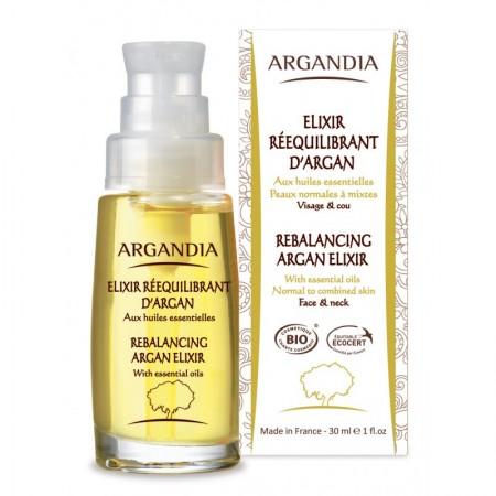 Elixir Rééquilibrant Argan Bio 30ml