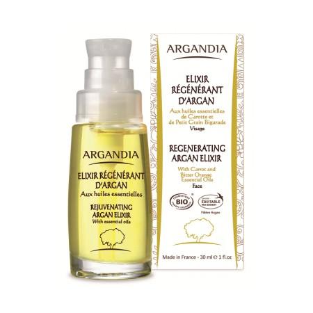 Elixir Régénérant Argan Bio 30ml