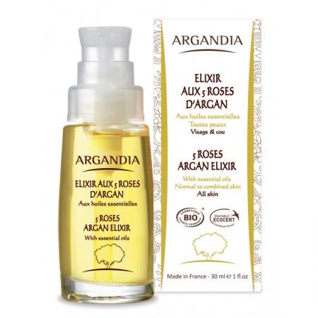 Elixir aux 5 Roses Argan Bio 30ml