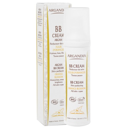 BB Cream Argan Fleur d'Oranger 50ml Bio