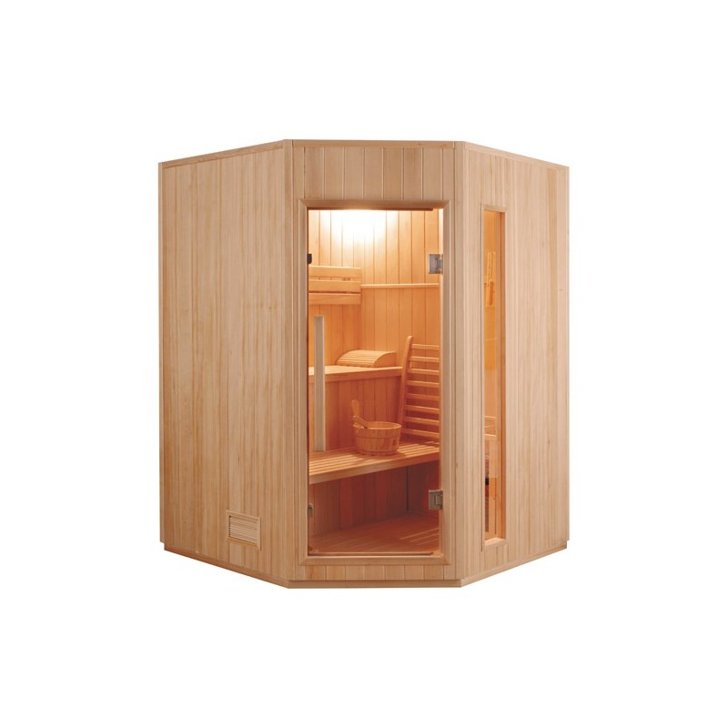 Sauna traditionnel ZEN 3-4 places