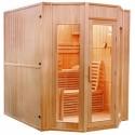 Sauna traditionnel ZEN 4 places