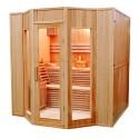 Sauna traditionnel ZEN 5 places
