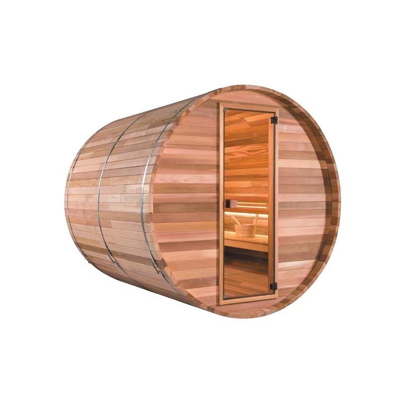 Sauna d'extérieur Barrel Vap 4 places