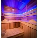 Sauna traditionnel Eccolo 6 places
