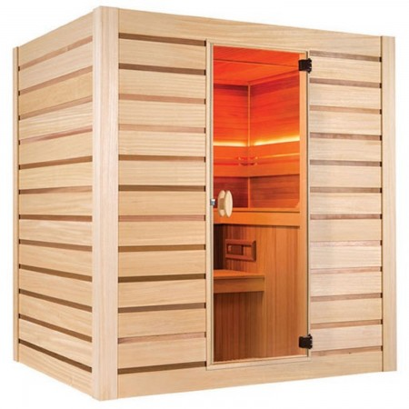 Sauna traditionnel Eccolo 6 places